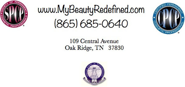 Beauty Redefined (865) 685-0640