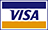 VISA Credit Cards Accepted